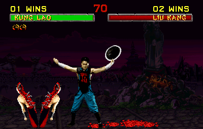 how to do a fatality in mortal kombat