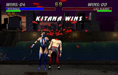 By B Hints    Mortal Kombat 2 Reptile Move List