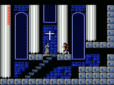 34: Castlevania II: Simon's Quest