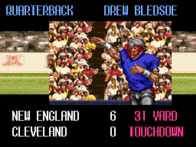 Tecmo Super Bowl III: Final Edition